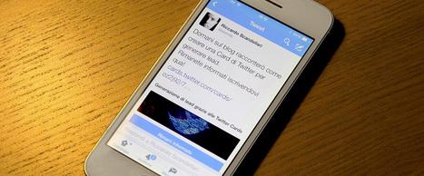 Twitter Cards per la generazione di lead | Digital Marketing | Scoop.it