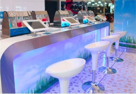 aroma O2 oxygen make | oxygen bars | Scoop.it