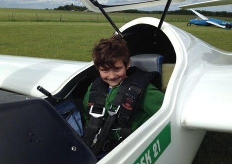 Smiling faces at the Devon and Somerset Gliding Club Open Weekend - Midweek Herald   stuff   Scoop.it