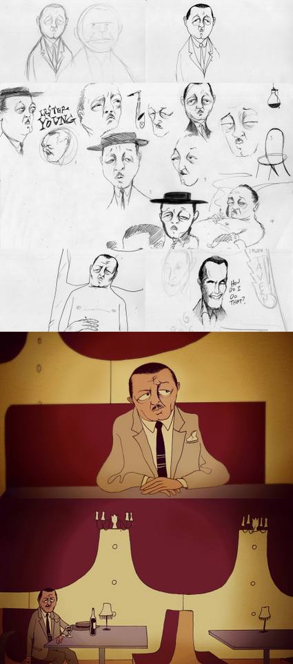 Lester Young Animation!! | Jazz Plus | Scoop.it