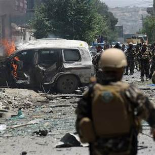 NATO Convoy in Kabul, Afghanistan, Hit by Suicide Bomb: Officials | Terrorism | Scoop.it