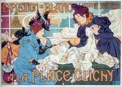 Affiches su la vie parisienne en 1900 | Paris pepites | Scoop.it