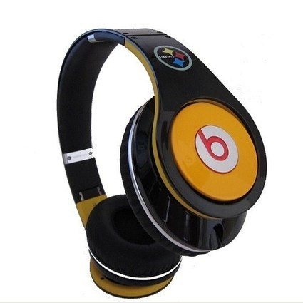 Dr Dre Beats Pittsburgh Steelers Headphone Limited Edition | Cheap beats by dre steelers sale | Scoop.it