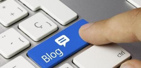 5 raisons pour lesquelles vous devriez lancer votre blog d'entreprise en 2014 | Be Marketing 3.0 | Scoop.it