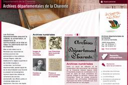 GénéInfos: Lancement retardé pour la Charente payante | Rhit Genealogie | Scoop.it