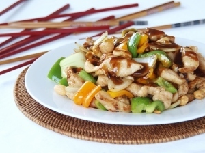 ChickenCashew | À Catanada na Cozinha Magazine | Scoop.it