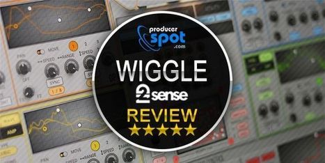 "Review: ""WIGGLE"" Software Synth by 2nd Sense Audio 