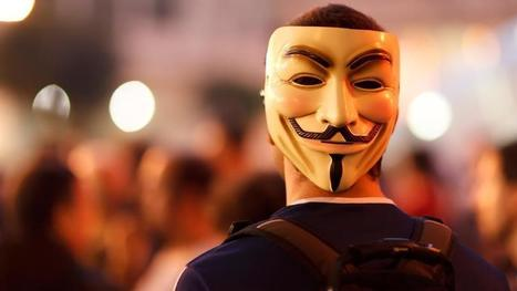 Anonymous hacks US government site, threatens Supreme 'warheads' | Internet and Cybercrime | Scoop.it