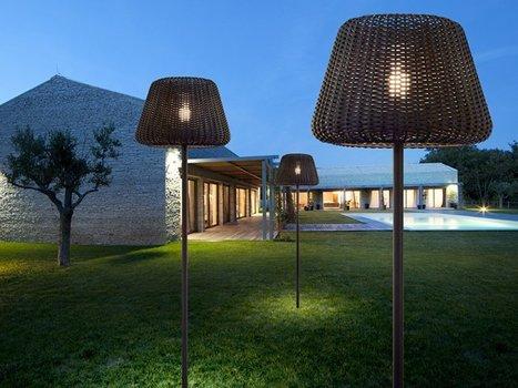 Les luminaires d'extérieurs jouent la carte de l'originalité | La décoration par Maison Blog | Scoop.it