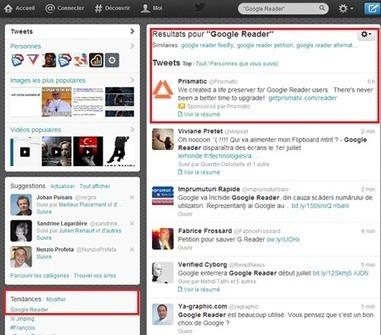 Comment utiliser les tendances Twitter pour promouvoir sa marque ? | Mikael Witwer Blog | Scoop.it