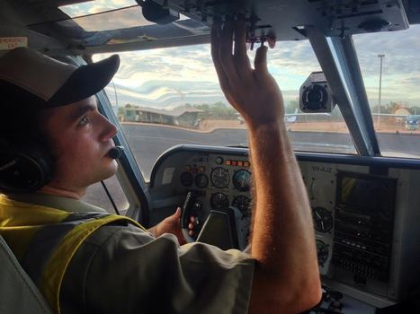 Quest 3: Risk Management and Prevention Guidance in Single Pilot Operations | OHS Hazards across industries: Same Same...But Different | Scoop.it