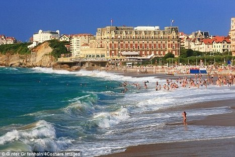 The little French city with the big celebrity factor: Why a long weekend in ... - Daily Mail | New @ The PJ | Scoop.it