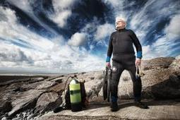 SCUBA SCOOP/latest dive stories: What It's Like ... To Be the World's Oldest Diver | All about water, the oceans, environmental issues | Scoop.it