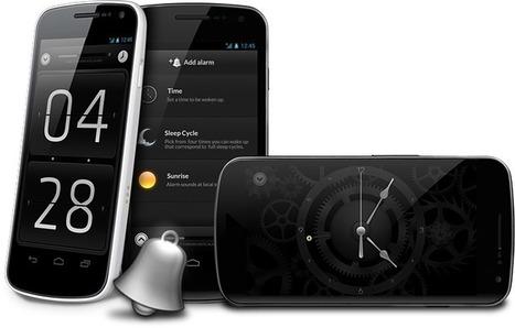doubleTwist - Alarm Clock | Android Apps | Scoop.it