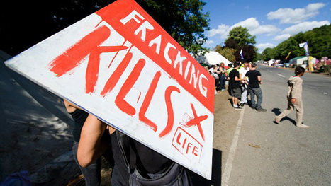 Wrecking the Earth: #Fracking has grave radiation risks few talk about | Fukushima | Scoop.it