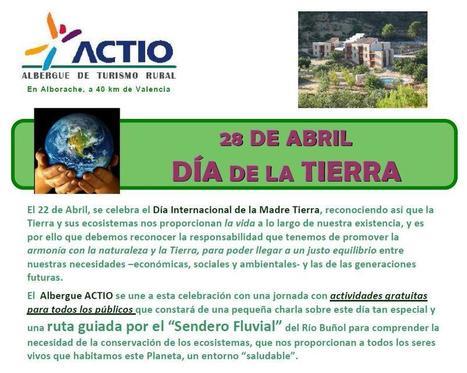 VEN A CELEBRAR EL DÍA DE LA TIERRA - Actio Activitats | Turismo de Naturaleza, en familia | Scoop.it