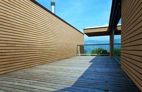 Actu bâtiment / décoration bois : Revêtement de sol : revaloriser le pin maritime français | Conseil construction de maison | Scoop.it