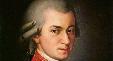 Une composition de Mozart et Salieri retrouvée plus de deux siècles plus tard à Prague   Music and nothing else !   Scoop.it