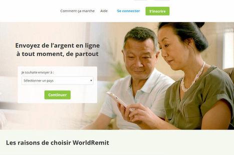 WorldRemit, la start-up qui chasse sur les terres du transfert d'argent de Western Union | Acteurs du Numériques | Scoop.it