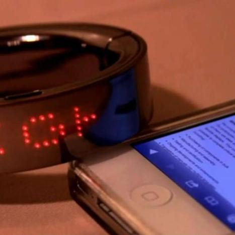 LinkMe Displays Texts, Social-Media Alerts on Your Wrist [VIDEO]   Real Estate Plus+ Daily News   Scoop.it