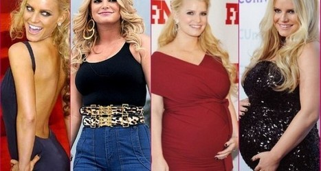 The Secrets of Jessica Simpsons Pregnancy Weight Loss | Weight Loss | Scoop.it