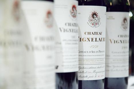 Château Vignelaure – Cabernet sauvignon meets Provence ... | 'Winebanter' | Scoop.it