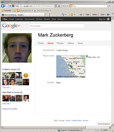 Google+ invaded by multiple Mark Zuckerbergs | The Google+ Project | Scoop.it