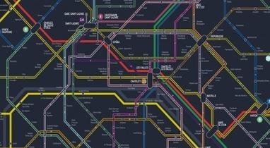 Open data : Checkmymetro sélectionne 10 cartes du métro parisien - PC Inpact | Socialart | Scoop.it