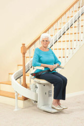 Stairs a Problem? For the Elderly, Getting a Lift Can Help | Home Improvement | Scoop.it