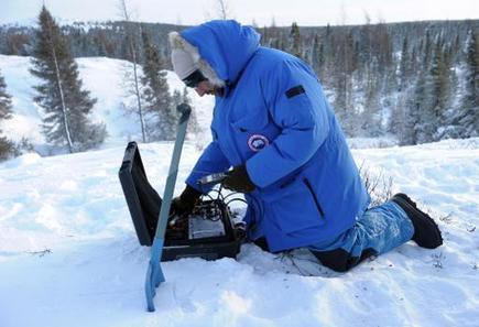 Climat : des scientifiques alertent sur le dégel du permafrost   EntomoScience   Scoop.it