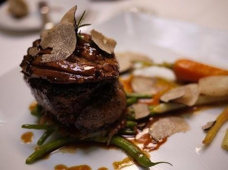 Cuisine maison, d'autrefois, comme grand-mère: Recette de tournedos à la Rossini, foie gras, truffe, sauce au vin blanc | Images et infos du monde viticole | Scoop.it