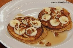 Yummy Pumpkin Protein Pancakes | Happy Being Healthy | Nutrition | Scoop.it