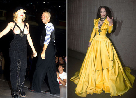 Madonna en On Aura Tout Vu pour le Rebel Heart Tour - Fashion Spider - Fashion Spider – Mode, Haute Couture, Fashion Week & Night Show | Spider News | Scoop.it