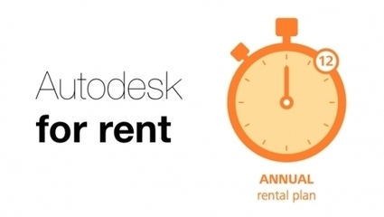 RedShark News - Autodesk switches to Rental model: doesn't ditch conventional licenses | Autodesk Rental Model | Scoop.it