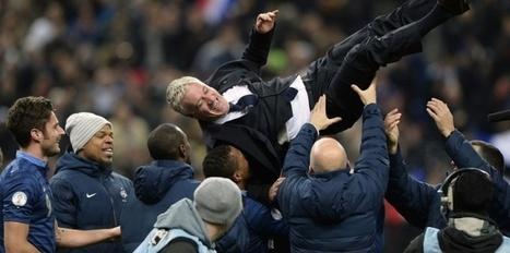 Les Bleus au Brésil : comment Deschamps a (re)trouvé le coaching gagnant | SPORT | Scoop.it