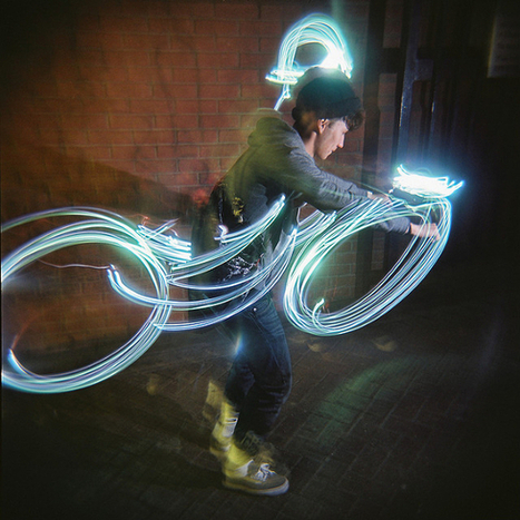NEON DREAMS | lomographicsociety: We love bicycles and... | ecoiko shopping | Scoop.it