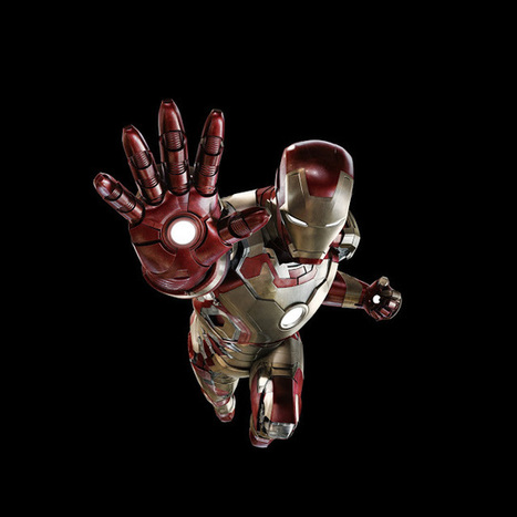 Go To Black: The Making of Iron Man 3 - Flickering Myth (blog)   Military Simulations   Scoop.it