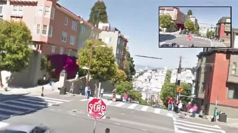 Deep Stereo turns Google Street View into Virtual Reality Tours | Virtual Reality VR | Scoop.it