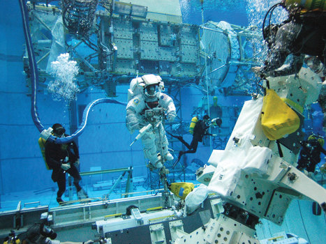 NASA Invites Student Teams to Participate in Underwater Research | STEM Connections | Scoop.it