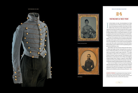 Smithsonian treasures tell stories of the Civil War in a new book | Intriguing News and Events in Digital format | Scoop.it