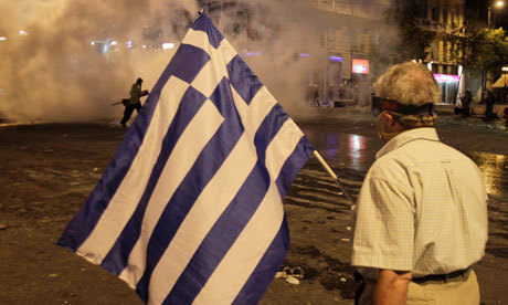 In Greece, the painful start of the first advanced-democracy revolution | Matina Stevis | Comment is free | guardian.co.uk | Democracy and discontents | Scoop.it