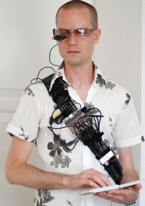 L'imaginaire du « WEARABLE Computing » | Machines Pensantes | Scoop.it