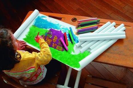 Twitter / Creche_MiFaSol: La créativité de vos enfants ... | Curiosité | Scoop.it