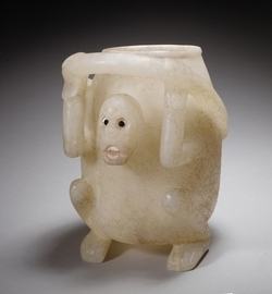 Monkey Vessel | Arts of Africa, Oceania, and the Americas | Collection Database | Works of Art | The Metropolitan Museum of Art, New York | Artifacts | Scoop.it