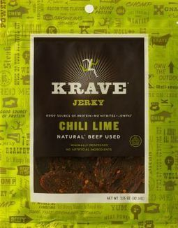 Krave chili lime gourmet beef jerky Beef | Awesomeness | Scoop.it