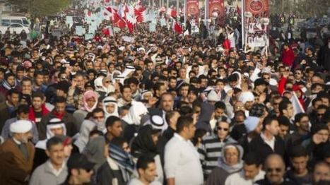 Bahrainis hold fresh anti-regime demo | Human Rights and the Will to be free | Scoop.it