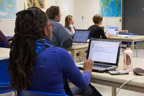 The surprising reason some college professors are telling students to use Wikipedia for class   Wikipedia in EDU   Scoop.it