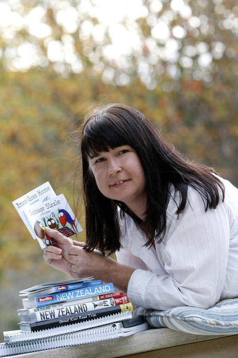 Author realises dream - Northern Advocate | Relentlessly Creative Books | Scoop.it