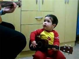 Father and 2-year-old boy sing Beatles' 'Don't Let Me Down' in viral hit - TODAY.com   This Gives Me Hope   Scoop.it