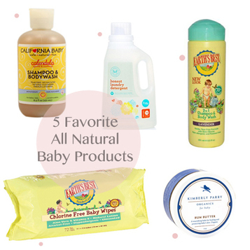5 Must-Have Organic Baby Products - Babble | Organic Baby Products | Scoop.it
